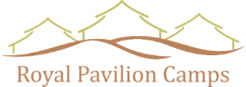 Royal Pavilion Camps And Resorts Logo